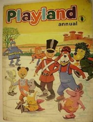 Playland Annual 1969 - 1980 #1972