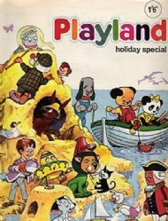 Playland Holiday Special 1968 - #1968
