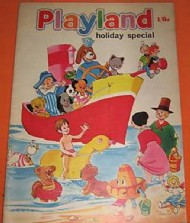Playland Holiday Special 1968 - #1969