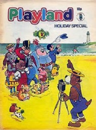 Playland Holiday Special 1968 - #1972