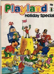 Playland Holiday Special 1968 - #1973