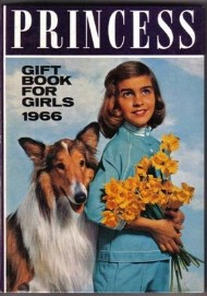 Princess Gift Book for Girls 1961 - 1976 #1966