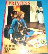 Princess Gift Book for Girls 1961 - 1976 #1967