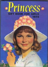 Princess Gift Book for Girls 1961 - 1976 #1970