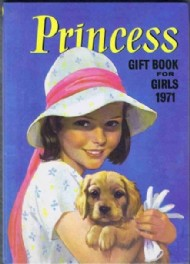 Princess Gift Book for Girls 1961 - 1976 #1971