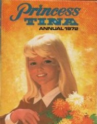 Princess Tina Annual 1969 - 1981 #1972