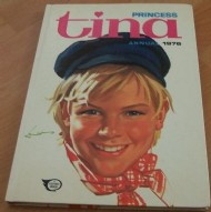Princess Tina Annual 1969 - 1981 #1976
