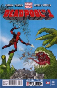 Deadpool (5th Series) 2013 - 2015 #1