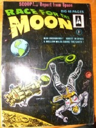 Race for the Moon (2nd Series) 1962 - 1963 #1