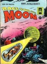 Race for the Moon (2nd Series) 1962 - 1963 #2