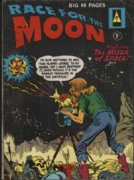 Race for the Moon (2nd Series) 1962 - 1963 #3