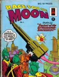 Race for the Moon (2nd Series) 1962 - 1963 #4