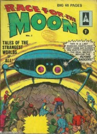 Race for the Moon (2nd Series) 1962 - 1963 #5