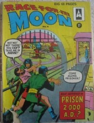 Race for the Moon (2nd Series) 1962 - 1963 #6
