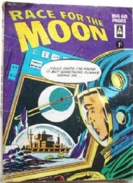 Race for the Moon (2nd Series) 1962 - 1963 #7