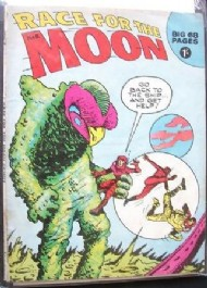 Race for the Moon (2nd Series) 1962 - 1963 #8