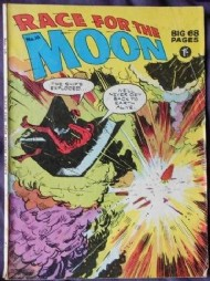 Race for the Moon (2nd Series) 1962 - 1963 #10