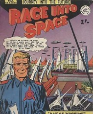 Race Into Space 1961
