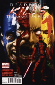 Deadpool Kills the Marvel Universe 2012 #1