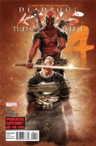 Deadpool Kills the Marvel Universe 2012 #4