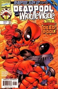 Deadpool Team-Up 1998 #1