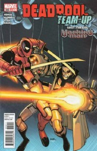 Deadpool Team-Up (2nd Series) 2011 - 2012 #890