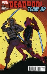 Deadpool Team-Up (2nd Series) 2011 - 2012 #891