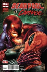 Deadpool Vs. Carnage 2014 #1