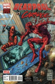 Deadpool Vs. Carnage 2014 #2