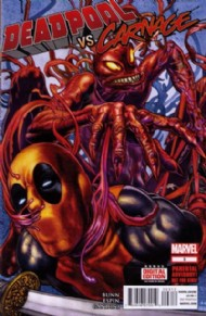 Deadpool Vs. Carnage 2014 #3