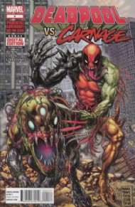 Deadpool Vs. Carnage 2014 #4