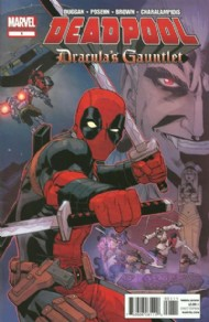 Deadpool: Dracula's Gauntlet 2014 #1