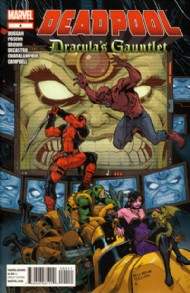 Deadpool: Dracula's Gauntlet 2014 #4