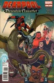Deadpool: Dracula's Gauntlet 2014 #6