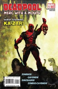 Deadpool: Merc With a Mouth 2009 - 2010 #1