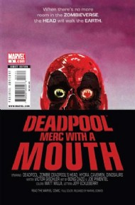 Deadpool: Merc With a Mouth 2009 - 2010 #3