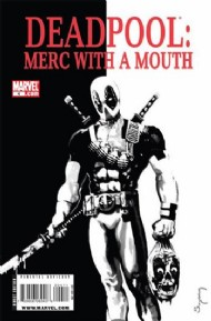 Deadpool: Merc With a Mouth 2009 - 2010 #4