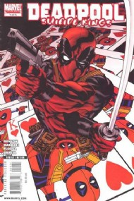 Deadpool: Suicide Kings 2009 #1