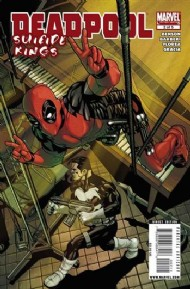 Deadpool: Suicide Kings 2009 #2