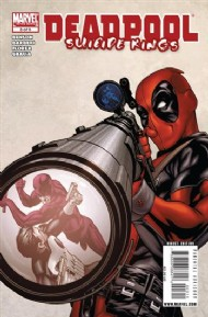 Deadpool: Suicide Kings 2009 #3