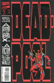 Deadpool: the Circle Chase 1993 #1