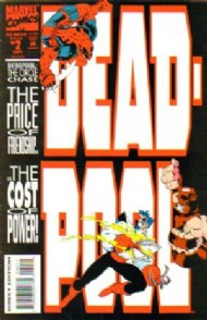 Deadpool: the Circle Chase 1993 #2
