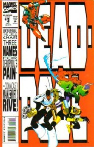 Deadpool: the Circle Chase 1993 #3