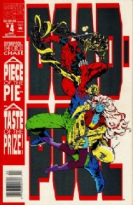 Deadpool: the Circle Chase 1993 #4