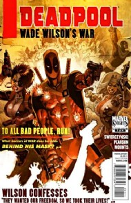 Deadpool: Wade Wilson's War 2010 #1