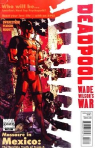Deadpool: Wade Wilson's War 2010 #3