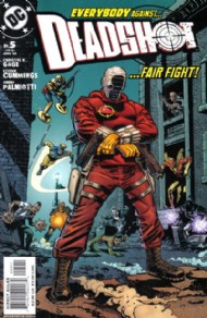 Deadshot (Series Two) 2005 #5