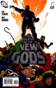 Death of the New Gods 2007 - 2008 #1