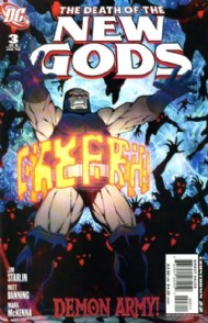 Death of the New Gods 2007 - 2008 #3