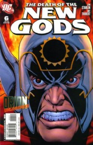 Death of the New Gods 2007 - 2008 #6